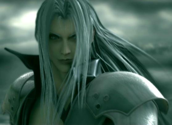 Sephiroth Close Up A close up s