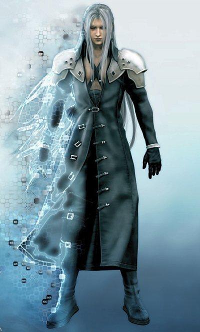 Sephiroth Full Full outfit of S