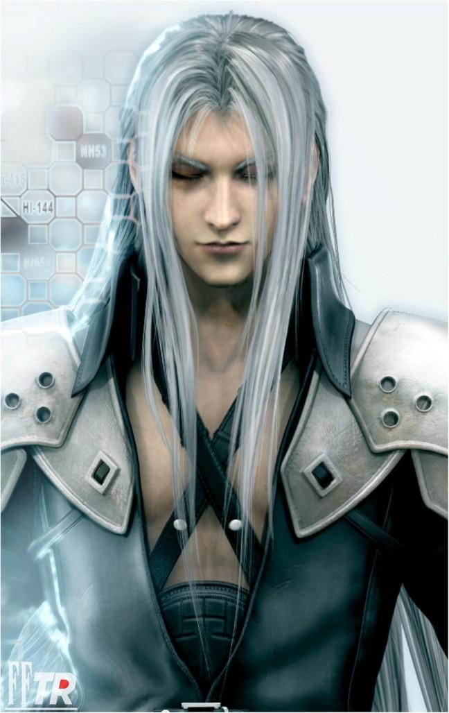 Sephiroth High Resolution Large