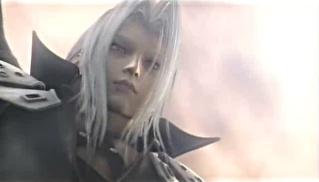 Sephiroth A look at Sephiroth f