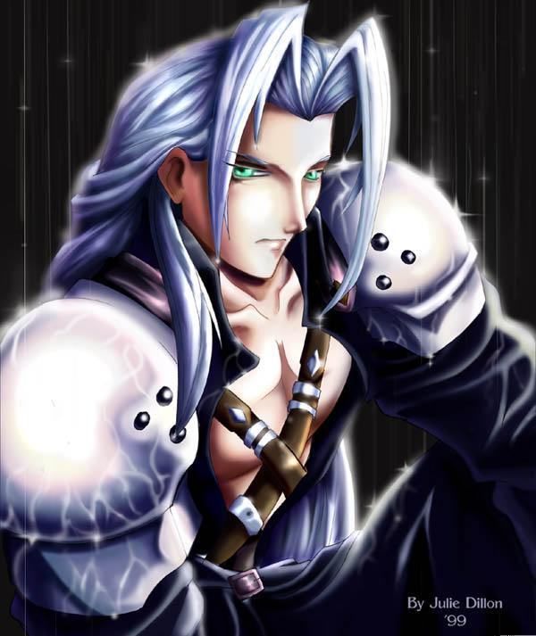 Sephiroth Close and Personal A