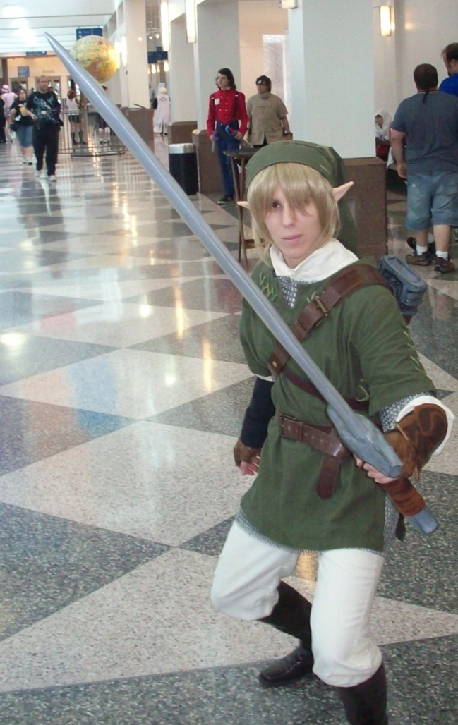 Link Link, from the Legend of Z