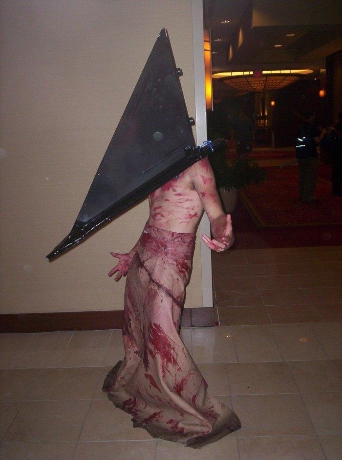Pyramid Head Silent Hill's Pyra