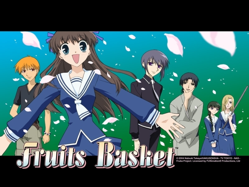 Fruits Basket Picture from the