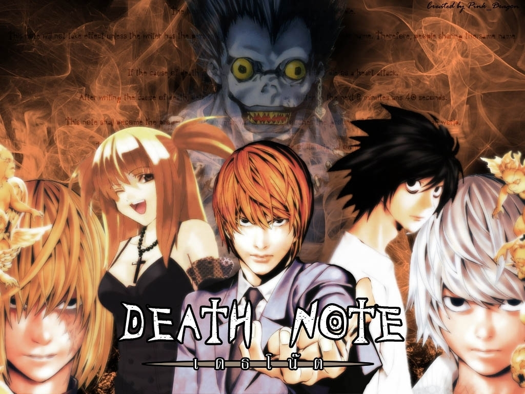 Death Note Death Note almost re