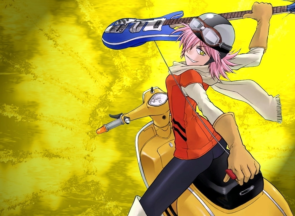 FLCL Haruko Yet another picture