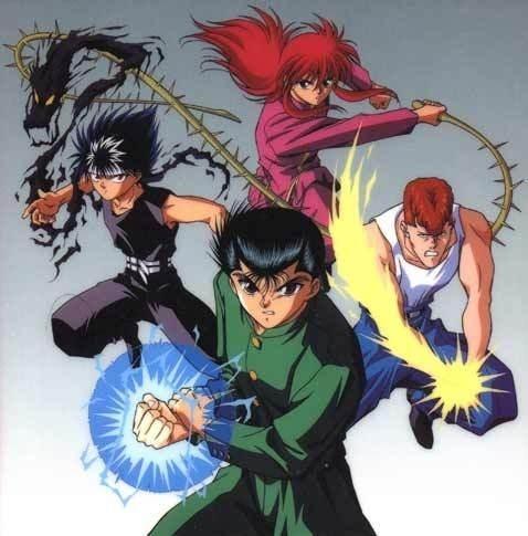 Yu Yu Hakusho Characters Yu Yu