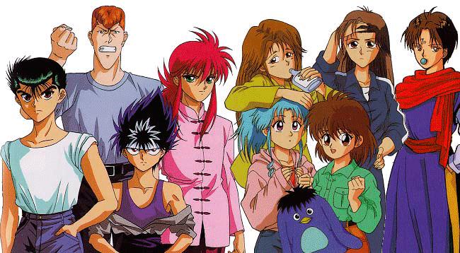 All Yu Yu Hakusho Characters Al