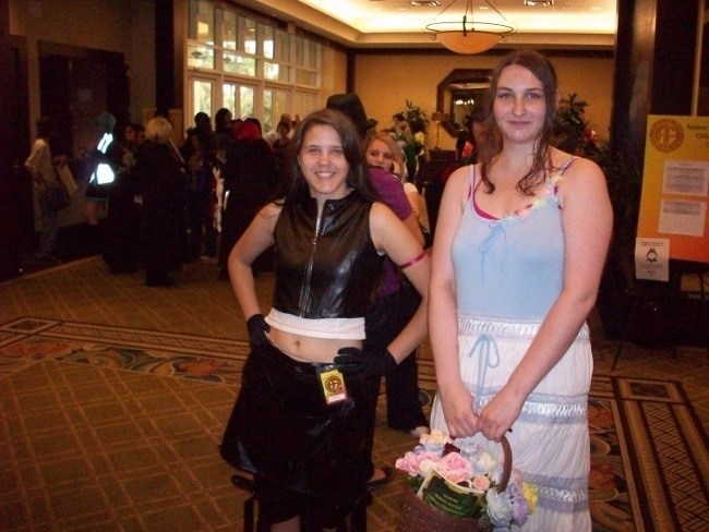 Aeris at Anime Festival Orlando