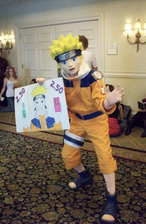 Naruto at Anime Festival Orland