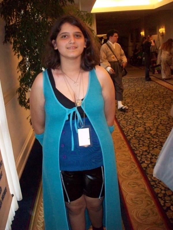 Rinoa at Anime Festival Orlando