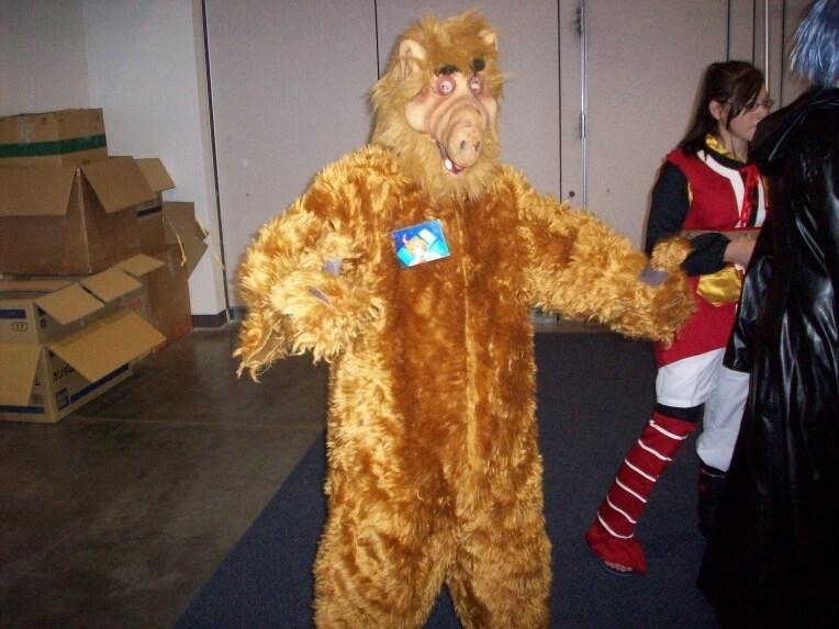 Alf again at SogenCon 2009 Soge