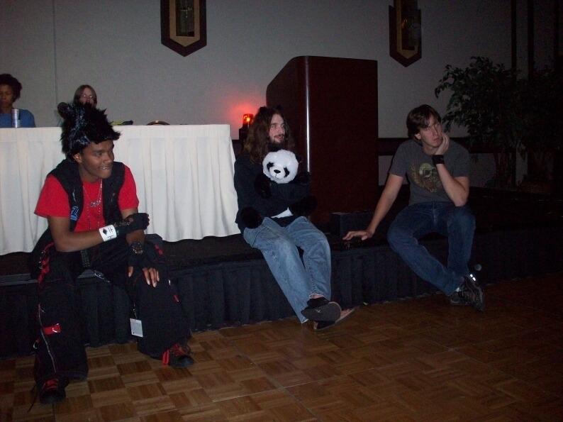 Random Panda Random Panda