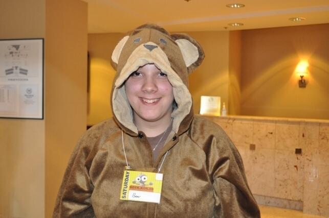 Geek.Kon 2009 Bear