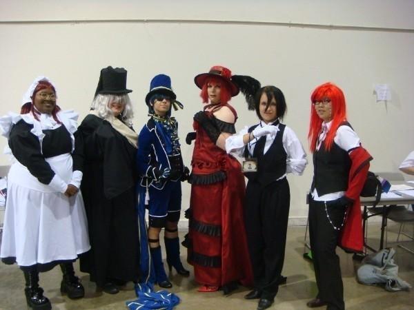 Anime Vegas 2009 ~ Kuroshitsuji