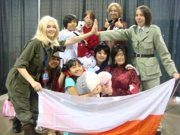 Anime Vegas 2009 ~ Axis Powers