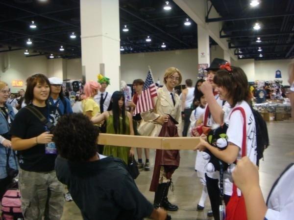 Anime Vegas 2009 photo by nikai