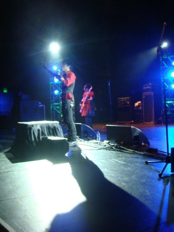 Anime Vegas 2009 ~ Concert phot