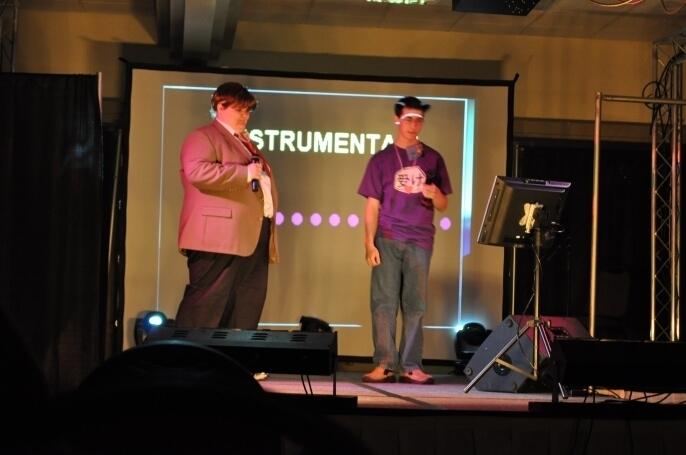 Karaoke Karaoke at BishieCon
