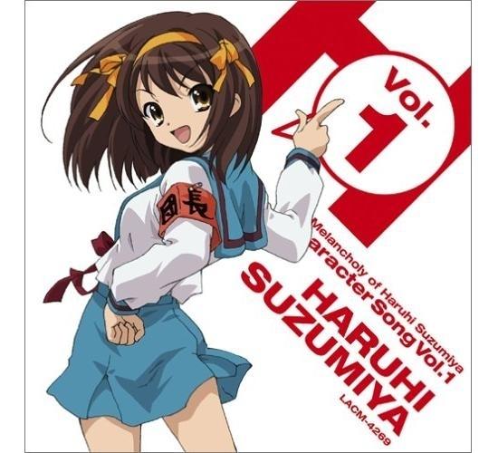 Haruhi Suzumiya Haruhi Suzumiya