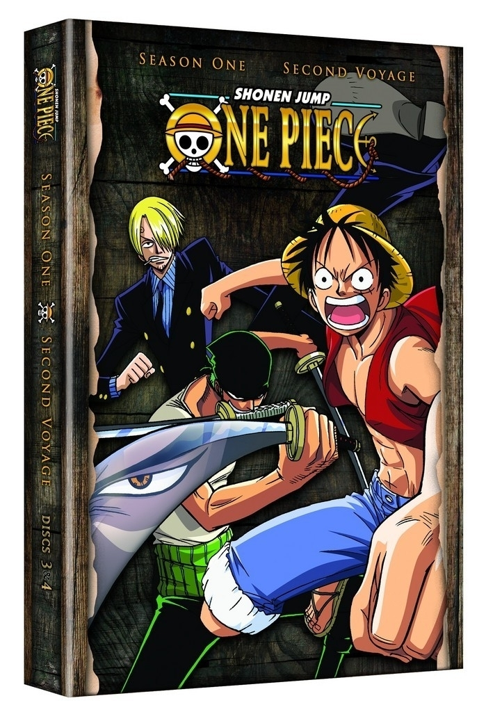 One Piece One Piece DVD Cover