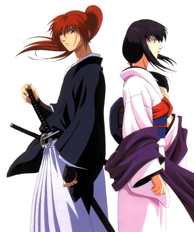 Samurai X Samurai X Trust and B