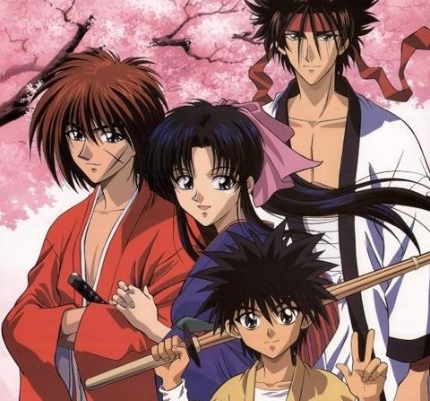 Rurouni Kenshin - Samurai X Rur