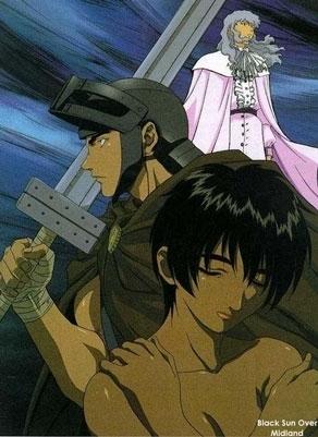 Berserk Berserk Anime