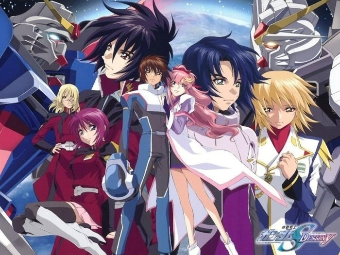 Gundam SEED Gundam SEED