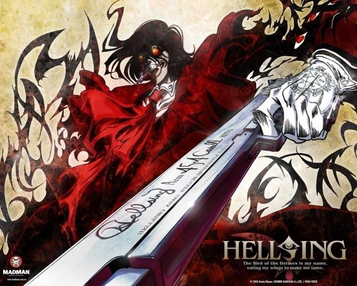 Hellsing Ultimate Hellsing Ulti