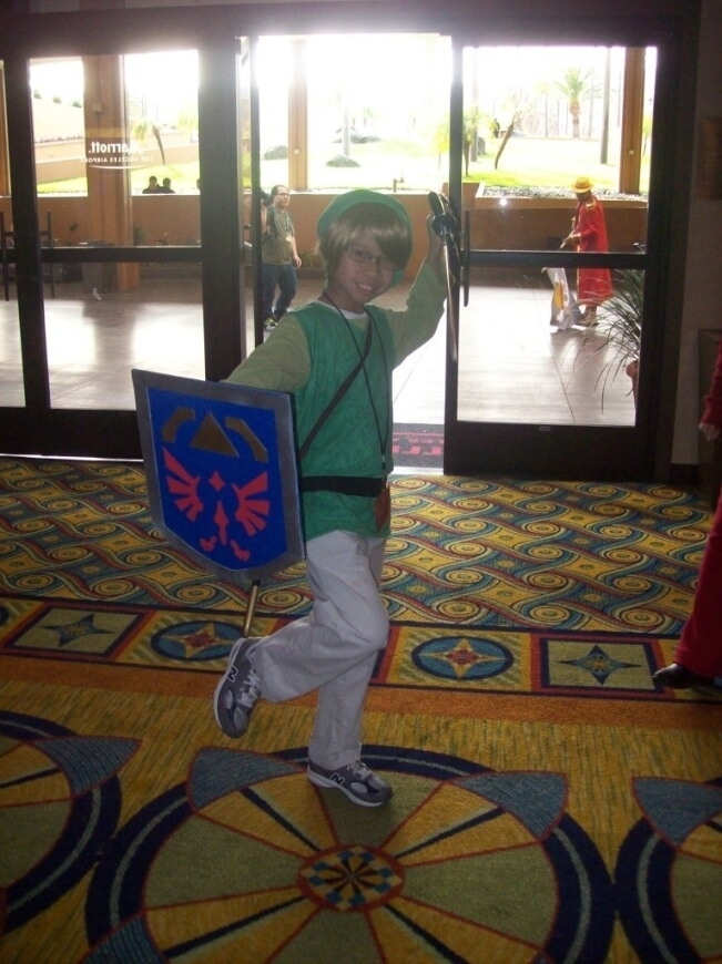 Link at Anime Los Angeles 2010