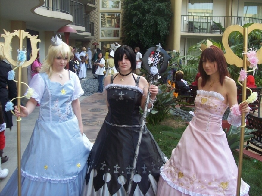 Anime Los Angeles 2010 Photo by