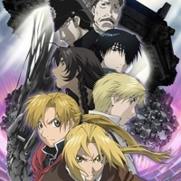 Fullmetal Alchemist The Movie Conqueror of Shamballa