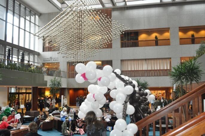 Hyatt Lobby