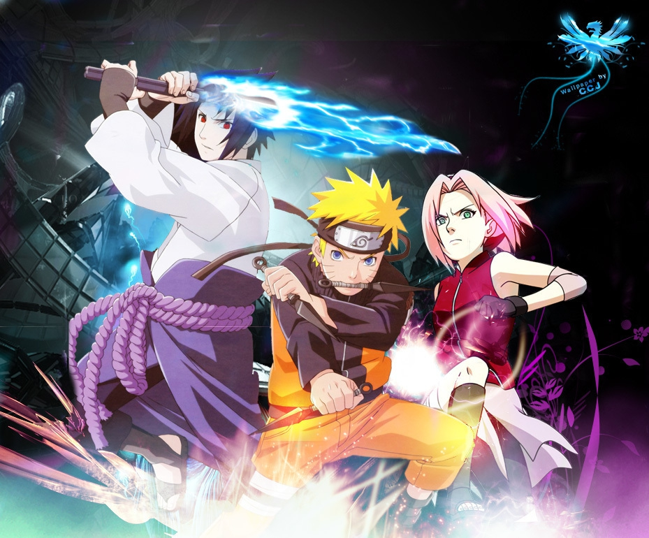 Awesome HQ Naruto Group This hi