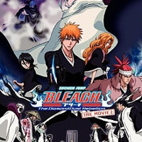 Bleach Movie: The Diamond Dust Rebellion