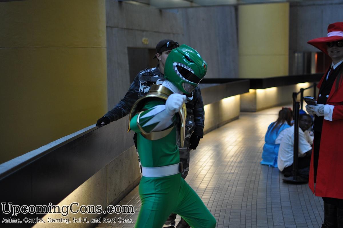 Green Ranger Green Power Ranger