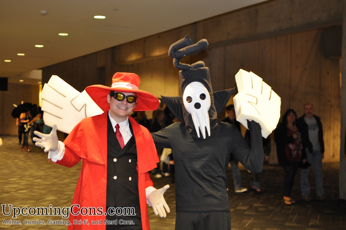 Alucard and Death Hellsing and