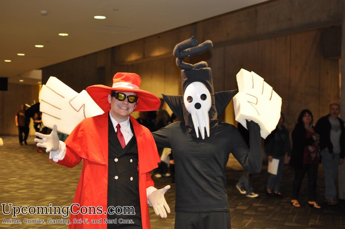 Hellsing and Soul Eater