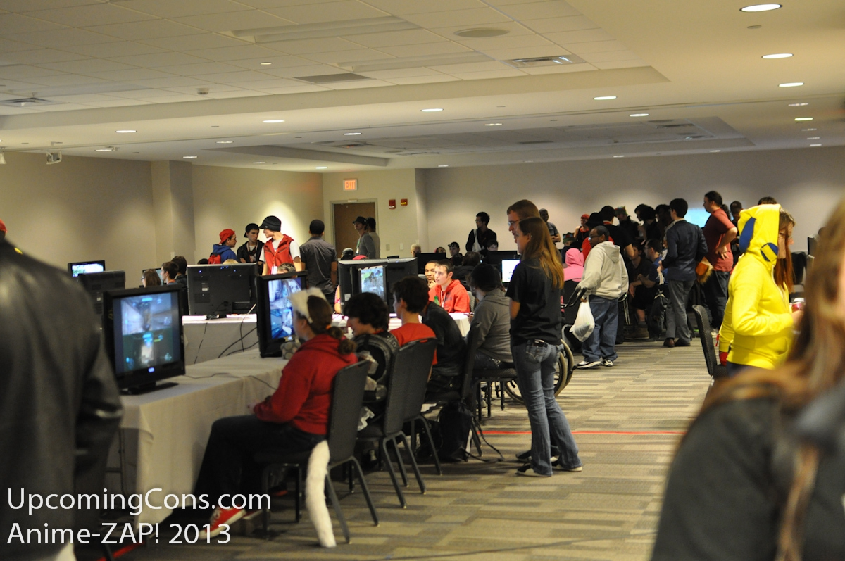 Game Room at Ohayocon