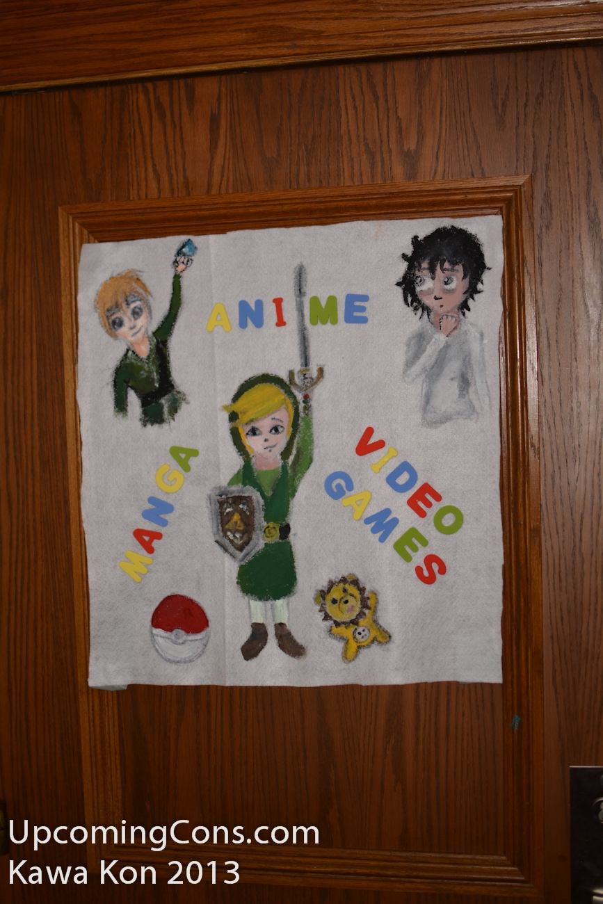 Anime Video Games Etc Sign
