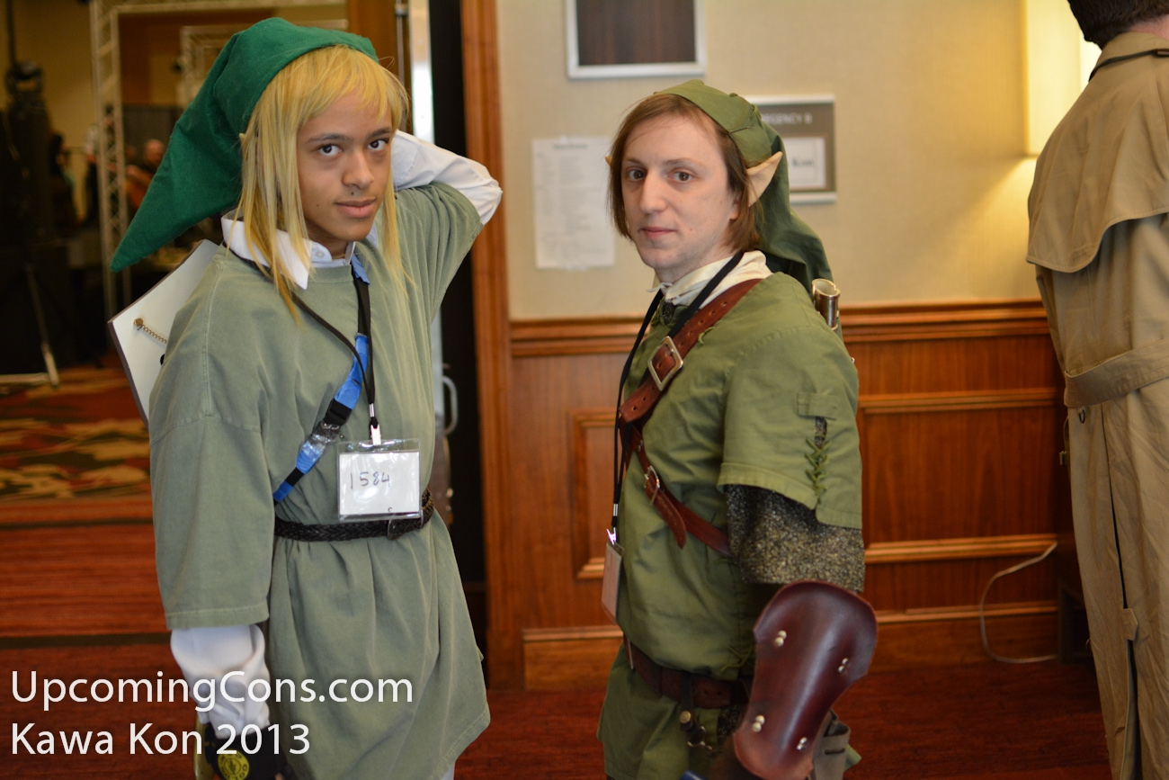 Link and self.
