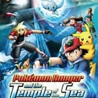 Pokemon Rangers and the Temple of the Sea