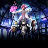 Puella Magi Madoka Magica The Movie Part 3: Rebellion