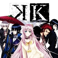K : Anime