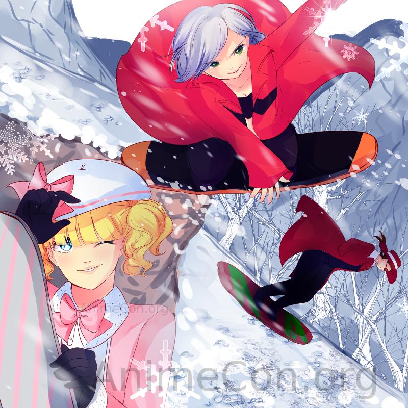 Erica Wise Snowboarding