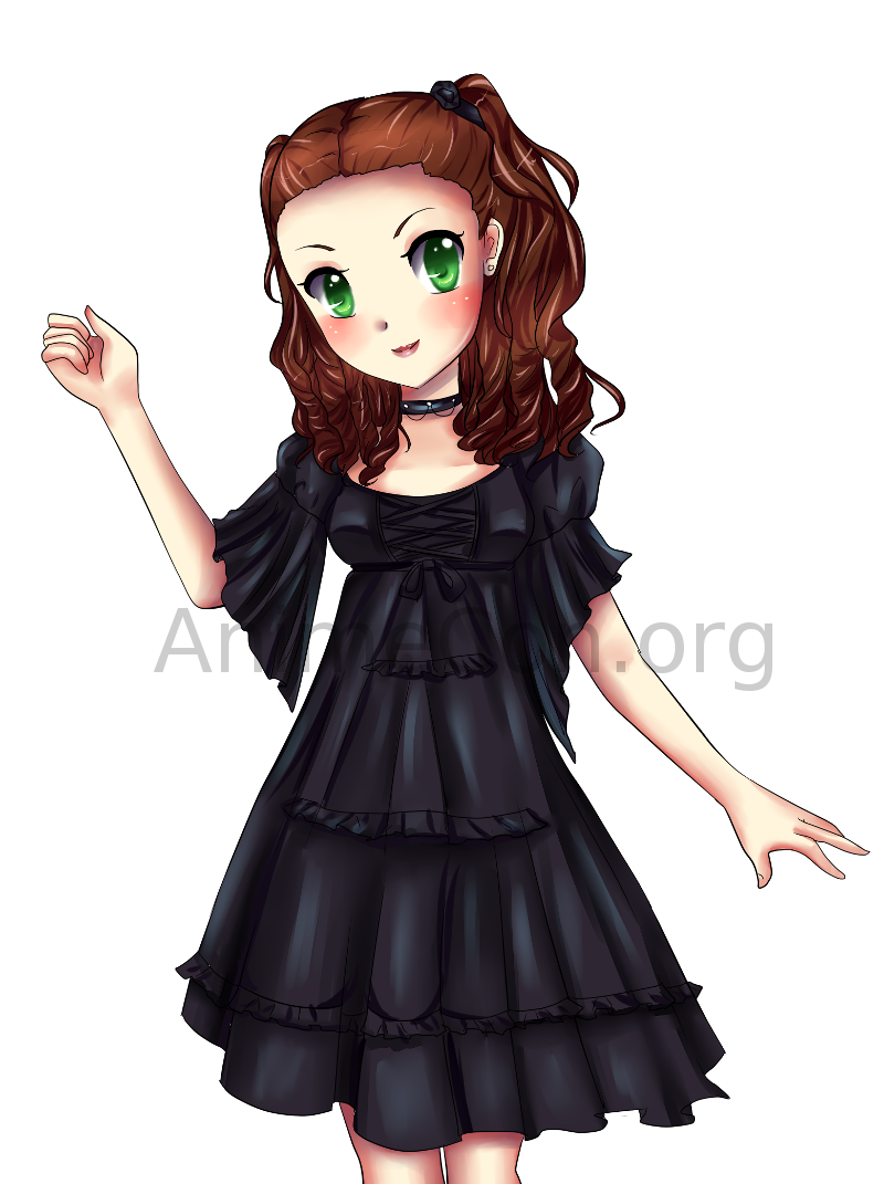 Kassy as a Lolita