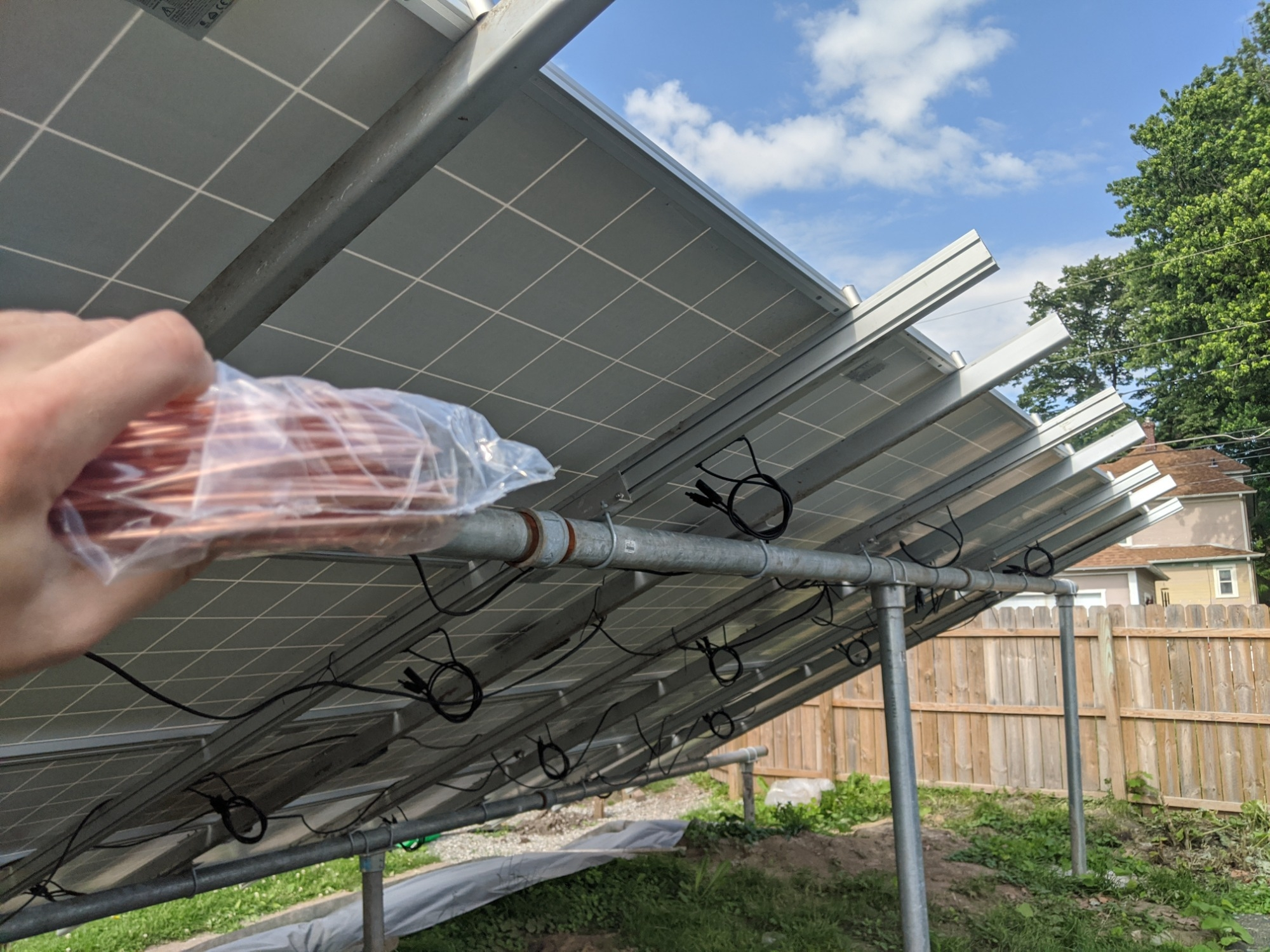 Why I recommend solar energy