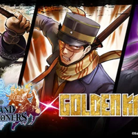 GoldenKamuyAnimeCollaborationisHappeninginMobileGameGRANDSUMMONERS